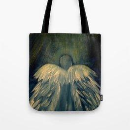 Getting Her Wings Tote Bag