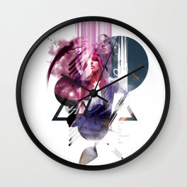 Modern Day Hera Wall Clock