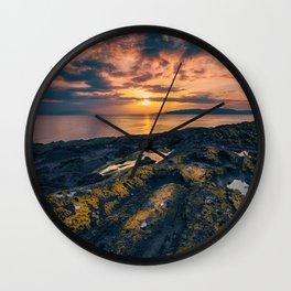 Portencross Wall Clock