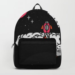 15 Minutes to Mars Backpack