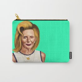 Hipstory -  Margaret Carry-All Pouch