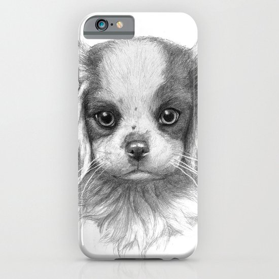 KING CHARLES SK096 iPhone & iPod Case