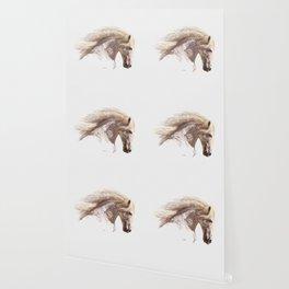 Silverwind - A Pegasus Stallion Study Wallpaper