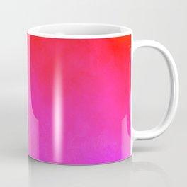 Gradient orange red violet Coffee Mug