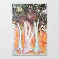 sparkles Canvas Prints featuring Sparkles by Julie Lemons