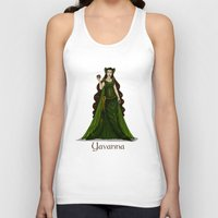 valar morghulis Tank Tops featuring Yavanna by wolfanita