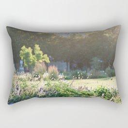 Daybreak in the Tuileries Rectangular Pillow