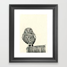 You can't be serious. Framed Art Print