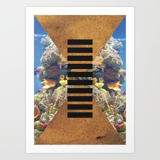 MIKO Art Print