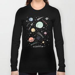 Asstronomy Long Sleeve T-shirt