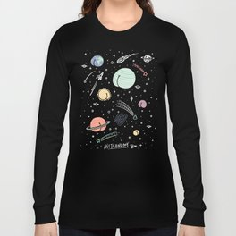 Asstronomy Long Sleeve T-shirt