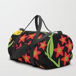 Fish khokhloma Duffle Bag