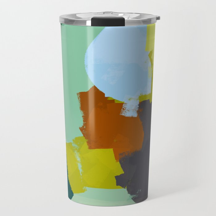 Palette for young people Travel Mug