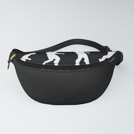 Volleyball Gift Beach Volleyball Player Mom Fanny Pack