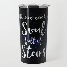 Soul Full of Stars Travel Mug