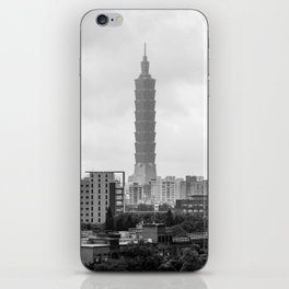 Taipei 101 iPhone Skin