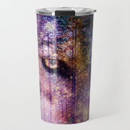 Wolf Forest : These Are My Forests Travel Mug