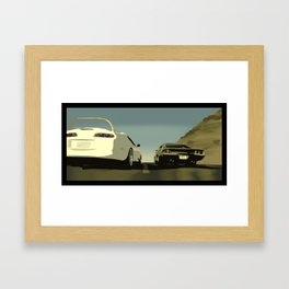 For Paul Framed Art Print