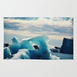 Ice Blue Rug