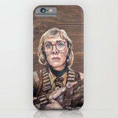 Log Lady / Twin Peaks Slim Case iPhone 6