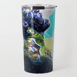 Painted Anguish Travel Mug
