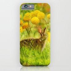 Funny Bunny Slim Case iPhone 6s