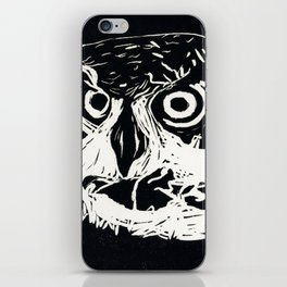 I am the Owl iPhone Skin