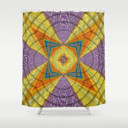 exotic 1 Shower Curtain
