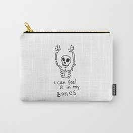 IN MY BONES. Carry-All Pouch