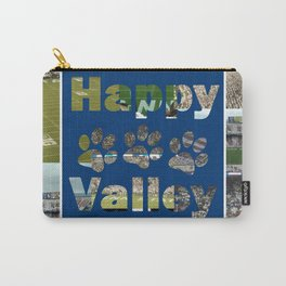 Happy Valley Nights Carry-All Pouch