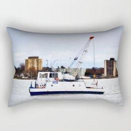 Ojibway Soo Marine Supply Rectangular Pillow
