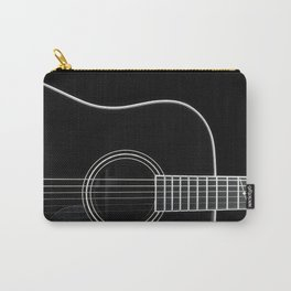 Guitar BW Carry-All Pouch