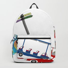 Let's go on an adventure Backpack