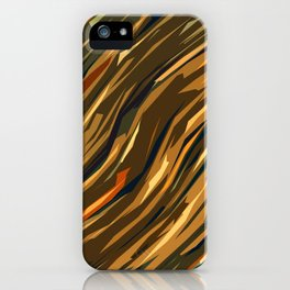 DRY JUNGLE iPhone Case