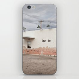 Liquor Store Valentine iPhone Skin
