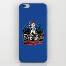 The Protonpack Guys iPhone & iPod Skin