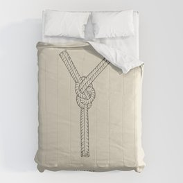 """""""Y"""" Knot Comforters"""