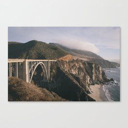 That Big Sur Bridge Canvas Print