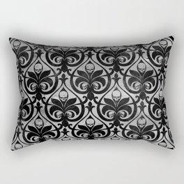 Dark D Rectangular Pillow