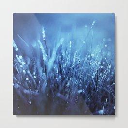 Blue Dreams Metal Print
