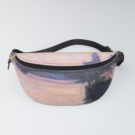 Henry Ossawa Tanner The Seine Fanny Pack