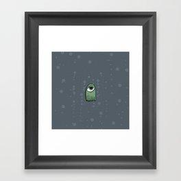 im poorly Framed Art Print