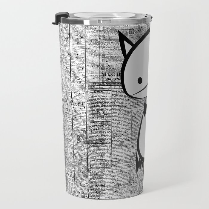 minima - au diable Travel Mug