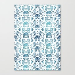 Portuguese Ceramics Canvas Print