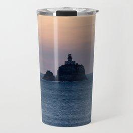 Oregon Coast Lighthouse Travel Mug