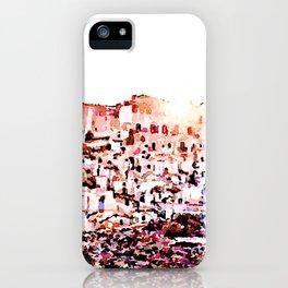 Sassi di Matera iPhone Case