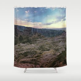 Somerset Sunset Shower Curtain