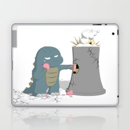 Godzelato! - Series 4: Yes gelato. No nukes. Laptop & iPad Skin