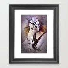Geisha 26 Framed Art Print
