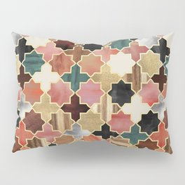 Twilight Moroccan Pillow Sham